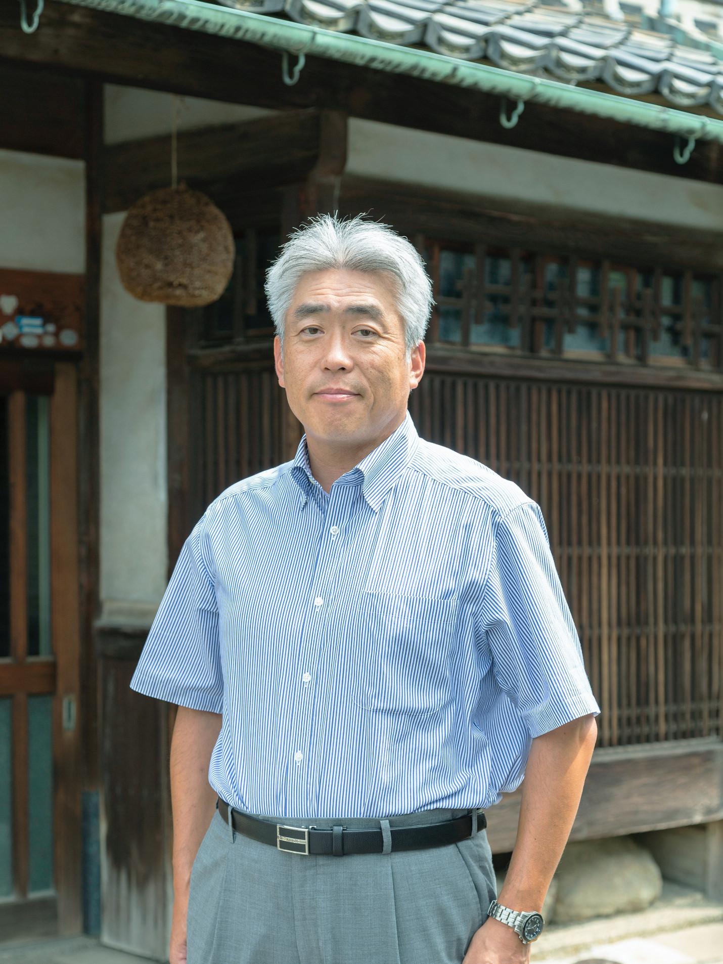 代表取締役社長: 橋本 憲治