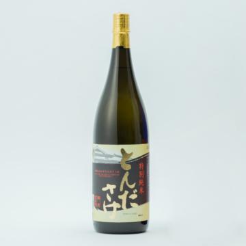 とんださけ特別純米酒