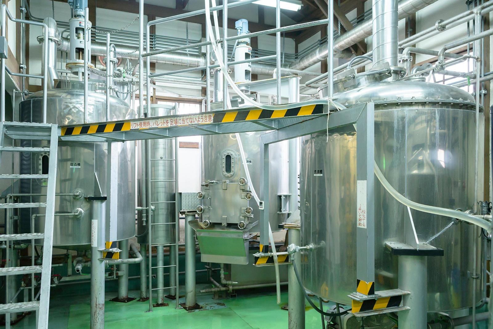 壽酒造ビール工場